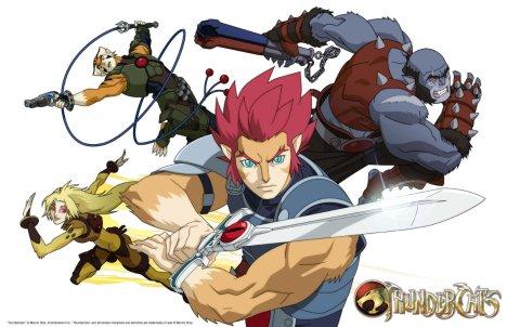 ThunderCats no Cartoon Network