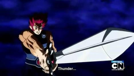 novos ThunderCats Ho 2011
