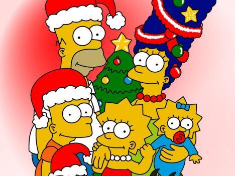 Simpsons natal