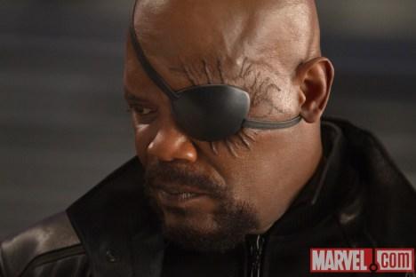 Avengers Nick Fury
