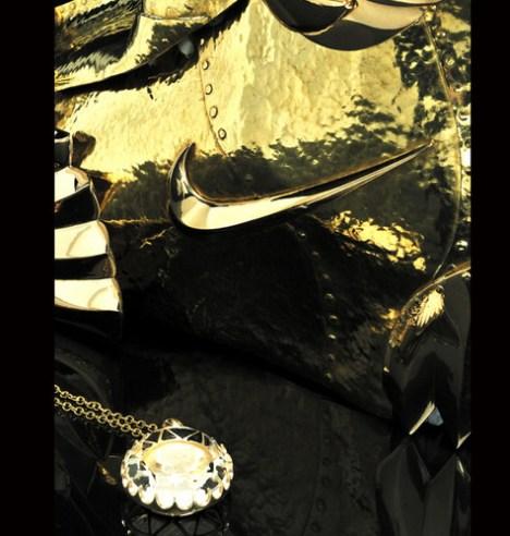 Botas da Nike Saint Seiya boot