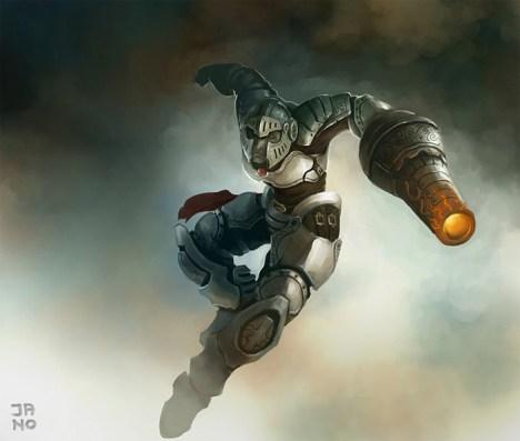 Megaman idade media modafoca