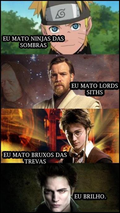 Todos contra Edward Cullen