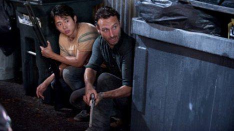 The Walking Dead Triggerfin