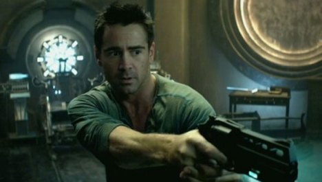 total recall Colin Farrel Douglas Quaid