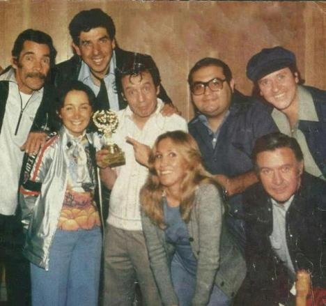 Chaves elenco clássico el chanfle