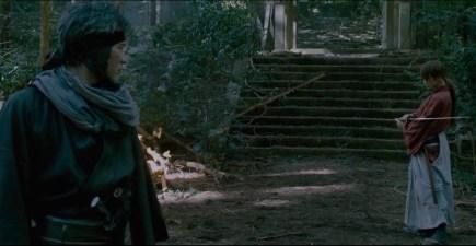 Samurai X o filme Jin-E versus Kenshin