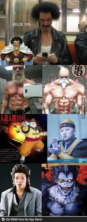 dragon ball realista
