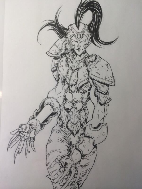 Megumo Okada Ichi de Hidra