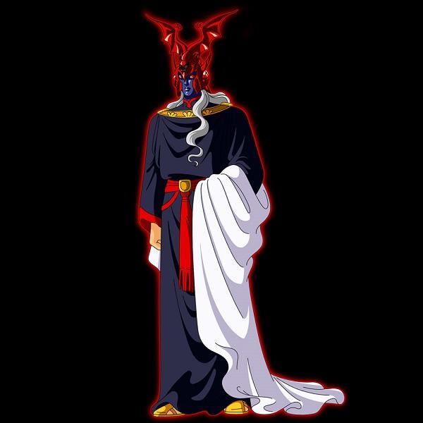 Grande Mestre do Santuário Saga vestido de Ares do bem