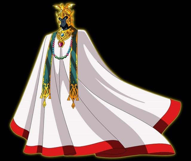 Grande Mestre do Santuário Shion