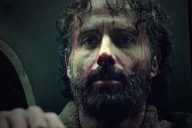 Rick The walking Dead temporada 4