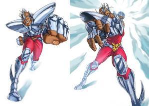 Cassios de Pegasus Cavaleiros do Zodiaco