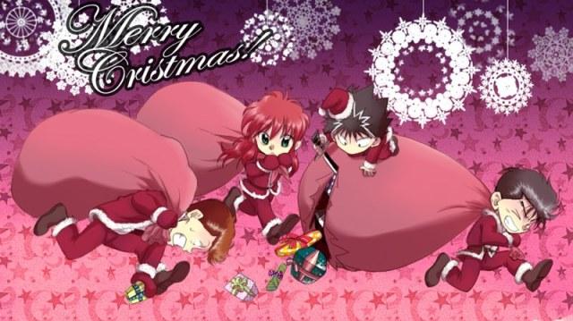 Natal Anime Yu Yu Hakusho