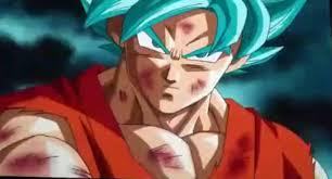 Goku SSJ Deus