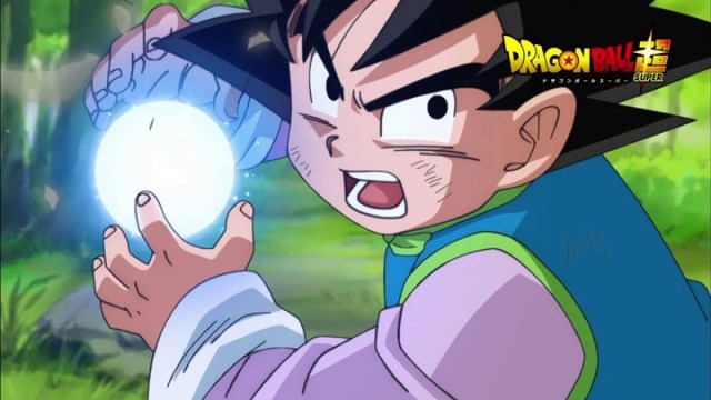 Dragon Ball Super Goten