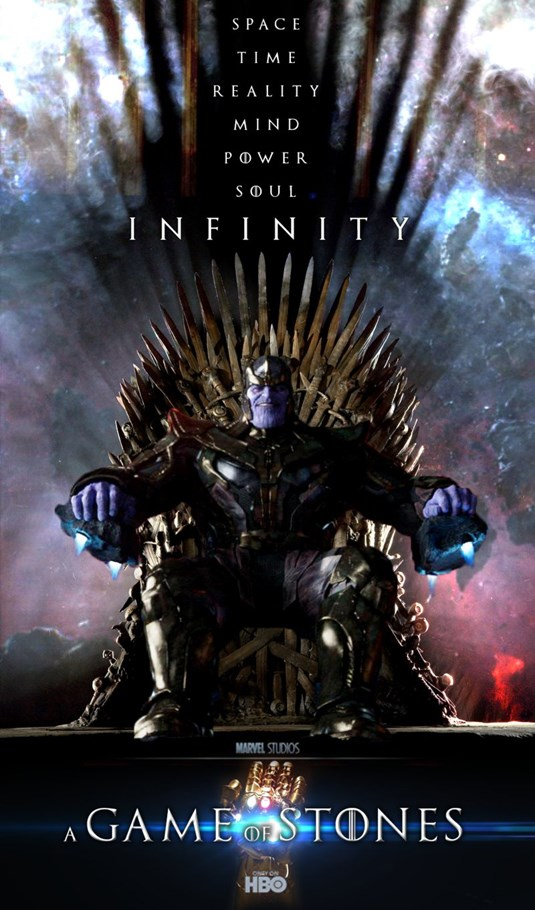 Game of Thrones Thanos