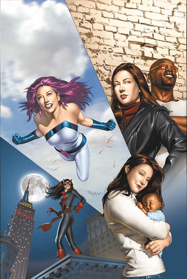 Jessica Jones Marvel quadrinhos