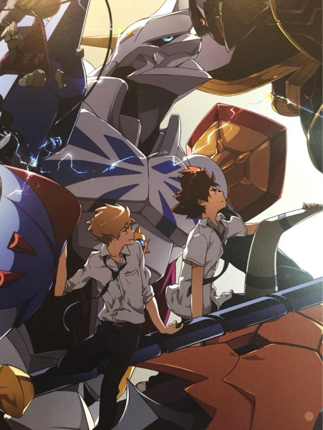 Digimon Adventure Tri Omnimon