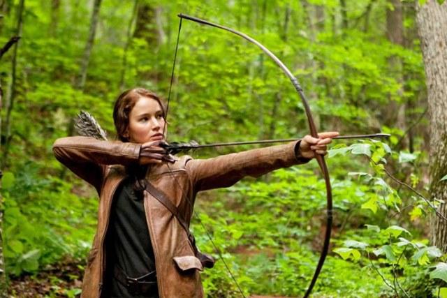 Katniss Everdeen Jennifer Lawrence Jogos Vorazes