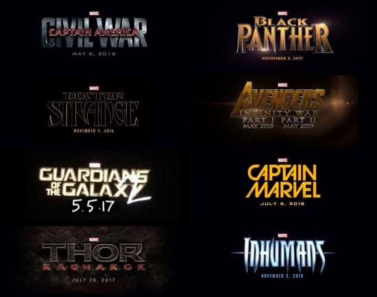 Marvel Studios Filmes