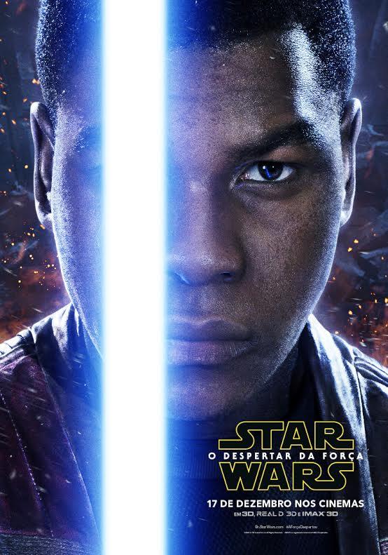 Star Wars O Despertar da Força Finn