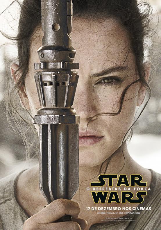 Star Wars O Despertar da Força Rey