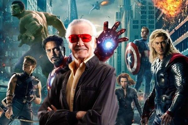 Vingadores Stan Lee Marvel criações