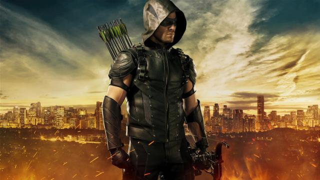Arrow novo uniforme