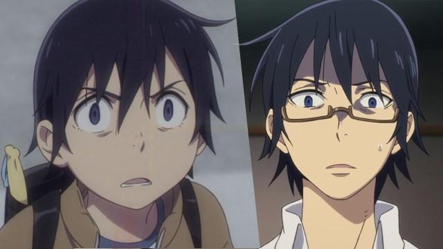 Satoru Fujinuma Boku Dake ga Inai Machi erased anime jovem e adulto
