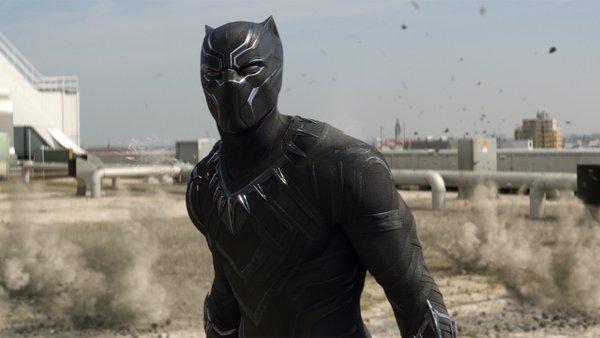 Pantera Negra Capitão América Guerra Civil
