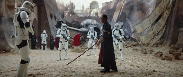 chirrut imwe donnie yen rogue one - uma história star wars