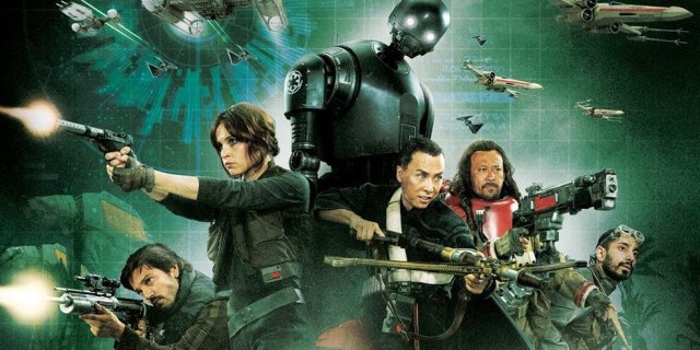 rogue one uma historia star wars poster