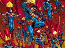 Superman rebirth todos os superman