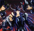 Cavaleiros Negros do apocalipse
