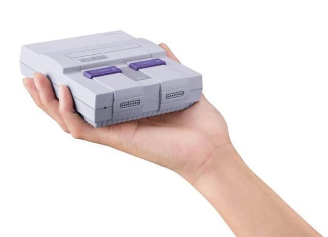 SNES Super NES classic edition Super Nintendo
