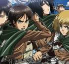 Shingeki no Kyojin temporada 3 Attack on Titan equipe Levi season 3