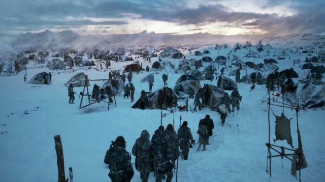 7 reinos de Game of Thrones para lá da muralha