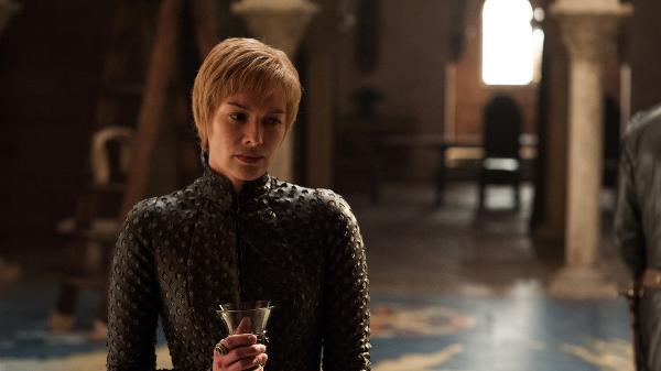 Rainha Cersei Lannister Game of Thrones temporada 8