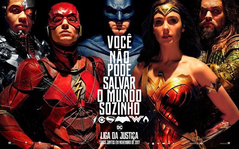 Liga da Justiça: Pontos positivos e negativos do filme