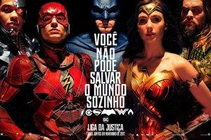 Liga da Justiça poster