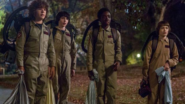 caça fantasmas stranger things 2 temporada easter eggs referencias referências