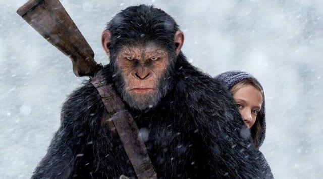 Planeta dos Macacos a Guerra melhores filmes de 2017