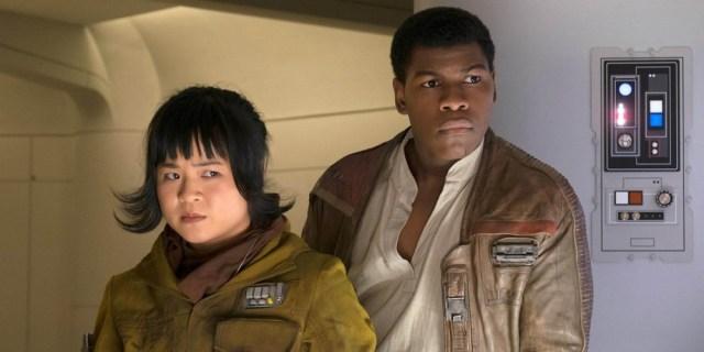 Rose Finn Star Wars Os Últimos Jedi