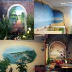 Alle Wandmalereien