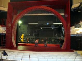 Ring der Nibelungen Aufbauphase