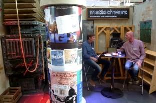 Inthega 2017 - Standgestaltung Theatermarkt in Bielefeld