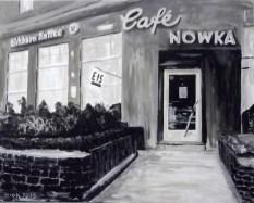 Ehemaliges Café Nowka