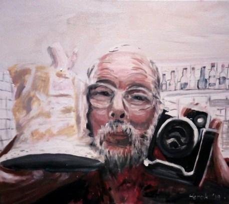 Portrait Konditormeister