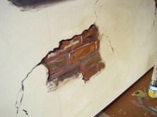 G A F A Regionalschau 2012 - Wandmalerei live